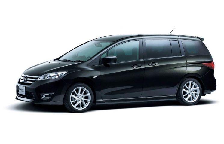Nissan Lafesta II 2011 - now Compact MPV #5