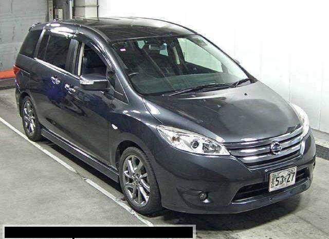 Nissan Lafesta II 2011 - now Compact MPV #6