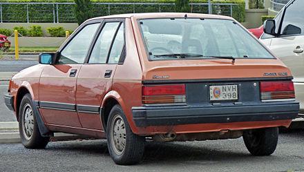 Nissan Langley II (N12) 1982 - 1986 Hatchback 5 door #8