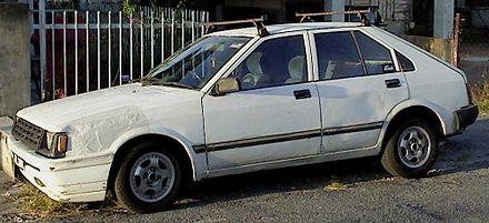 Nissan Langley II (N12) 1982 - 1986 Hatchback 5 door #7