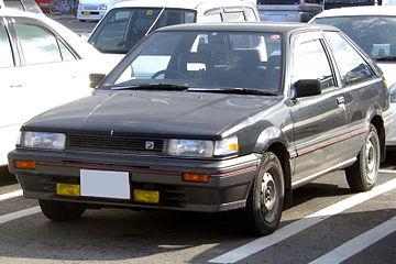Nissan Langley III (N13) 1986 - 1990 Hatchback 3 door #1