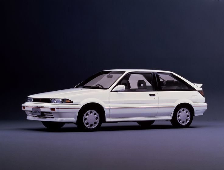 Nissan Langley III (N13) 1986 - 1990 Hatchback 3 door #7
