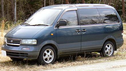 Nissan Largo III (W30) 1993 - 1999 Minivan #8