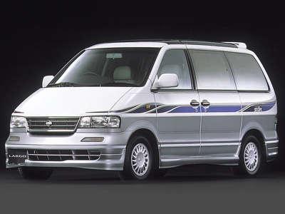 Nissan Largo III (W30) 1993 - 1999 Minivan #5