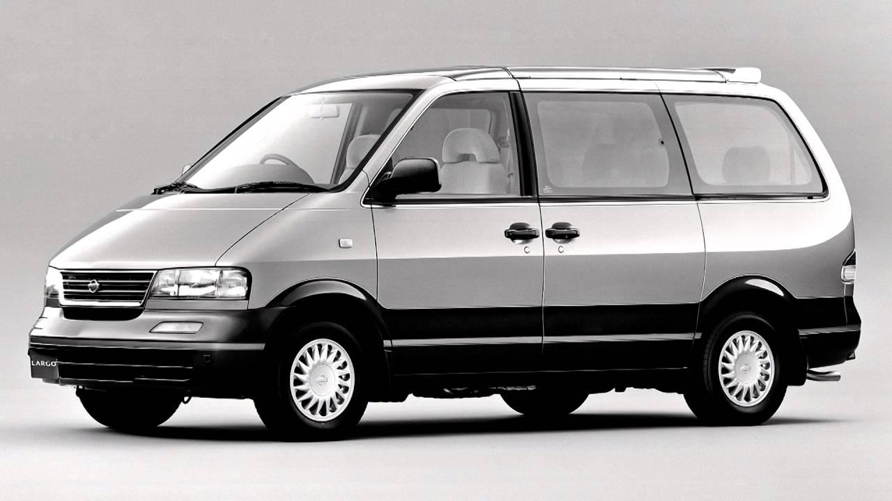 Nissan Largo III (W30) 1993 - 1999 Minivan #6