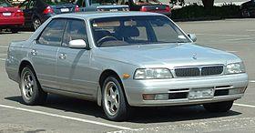 Nissan Laurel VIII (C35) 1997 - 2002 Sedan #7