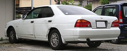 Nissan Laurel VIII (C35) 1997 - 2002 Sedan #3