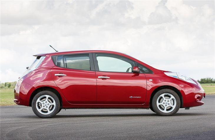 Nissan Leaf I 2010 - now Hatchback 5 door #3