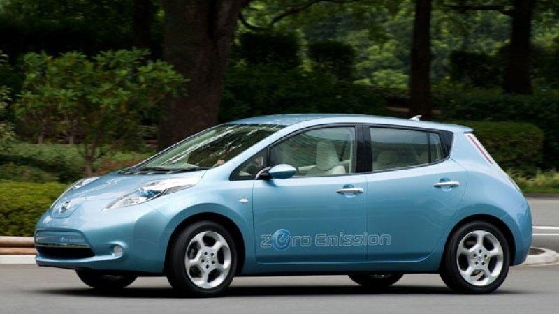 Nissan Leaf I 2010 - now Hatchback 5 door #6