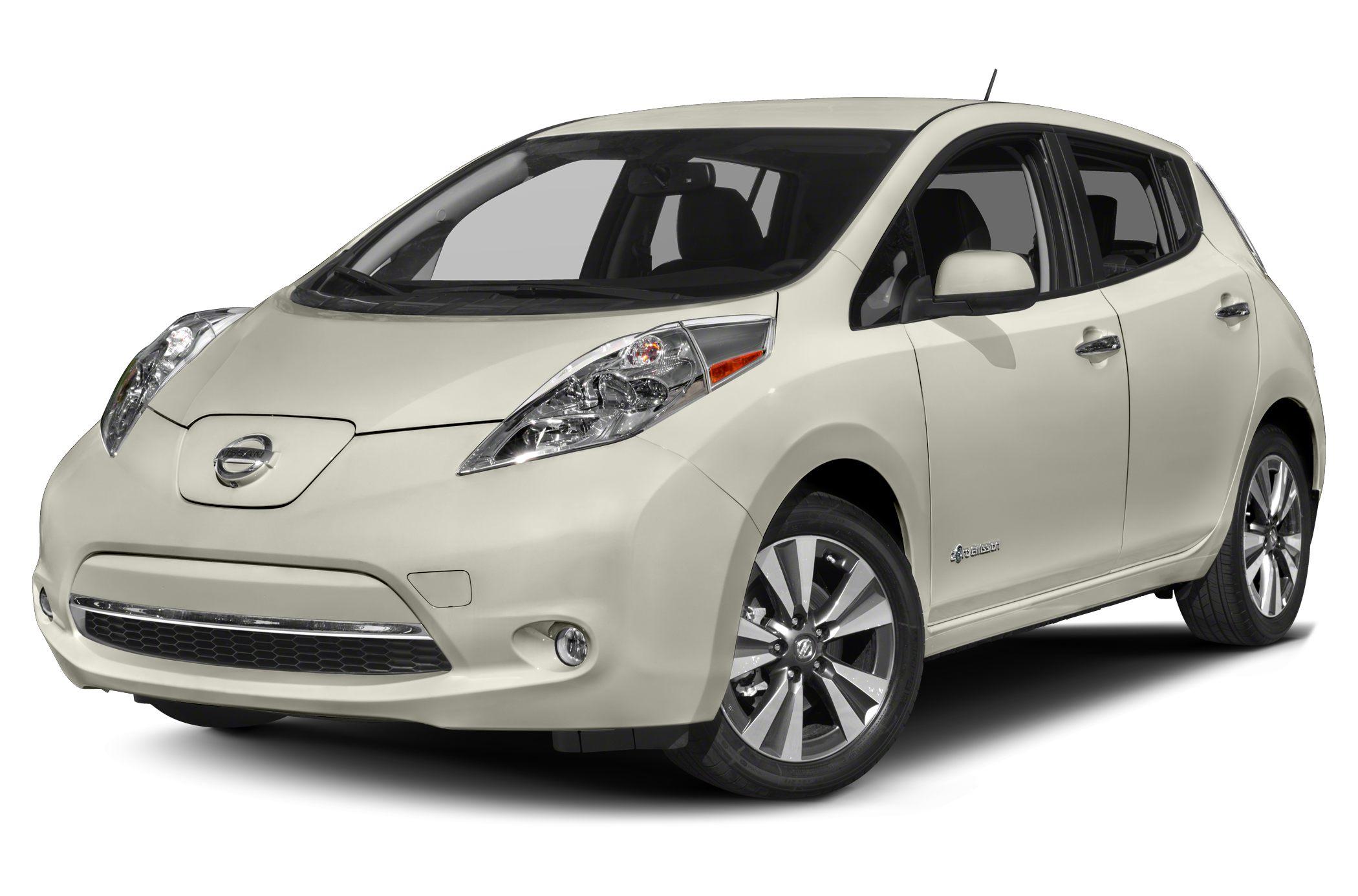 Nissan Leaf I 2010 - now Hatchback 5 door #1