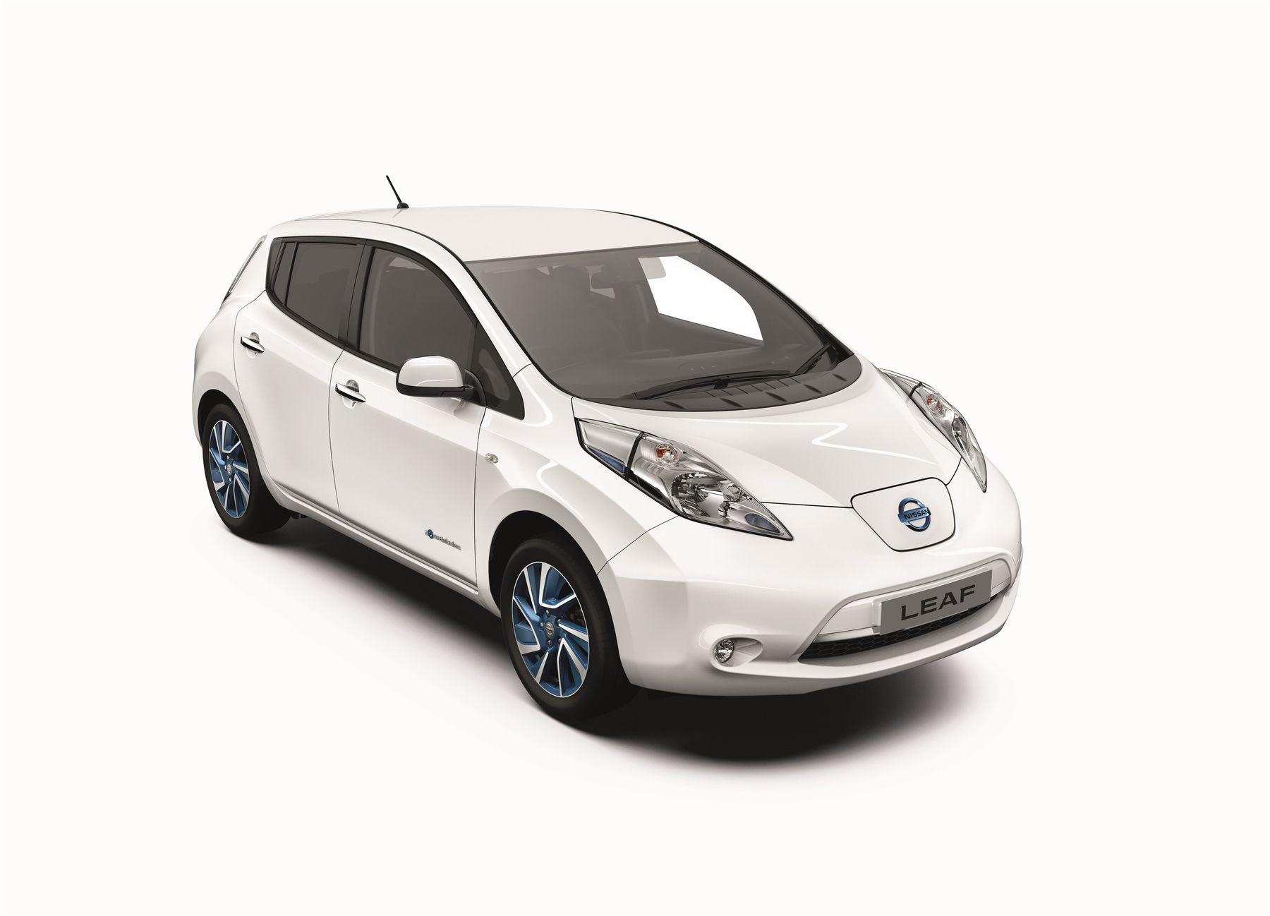 Nissan Leaf II 2017 - now Hatchback 5 door #2