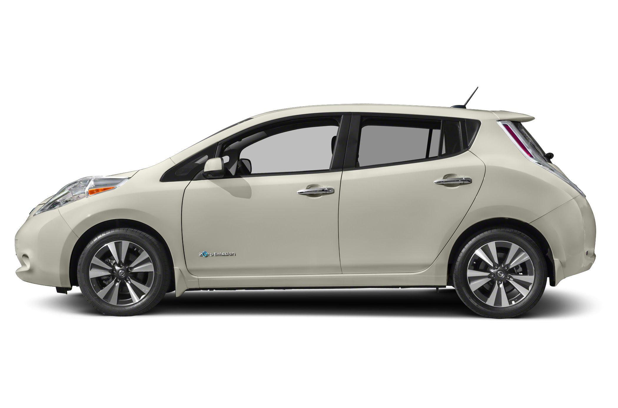 Nissan Leaf II 2017 - now Hatchback 5 door #6