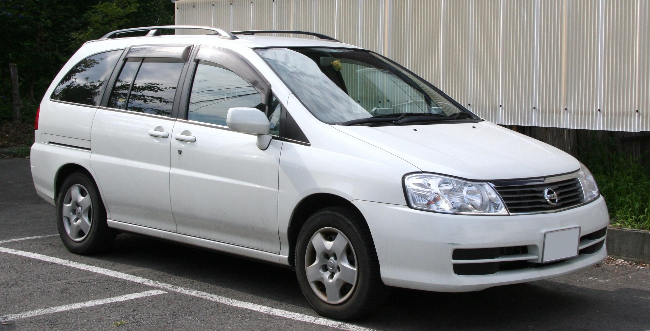 Nissan Liberty 1998 - 2004 Compact MPV #2