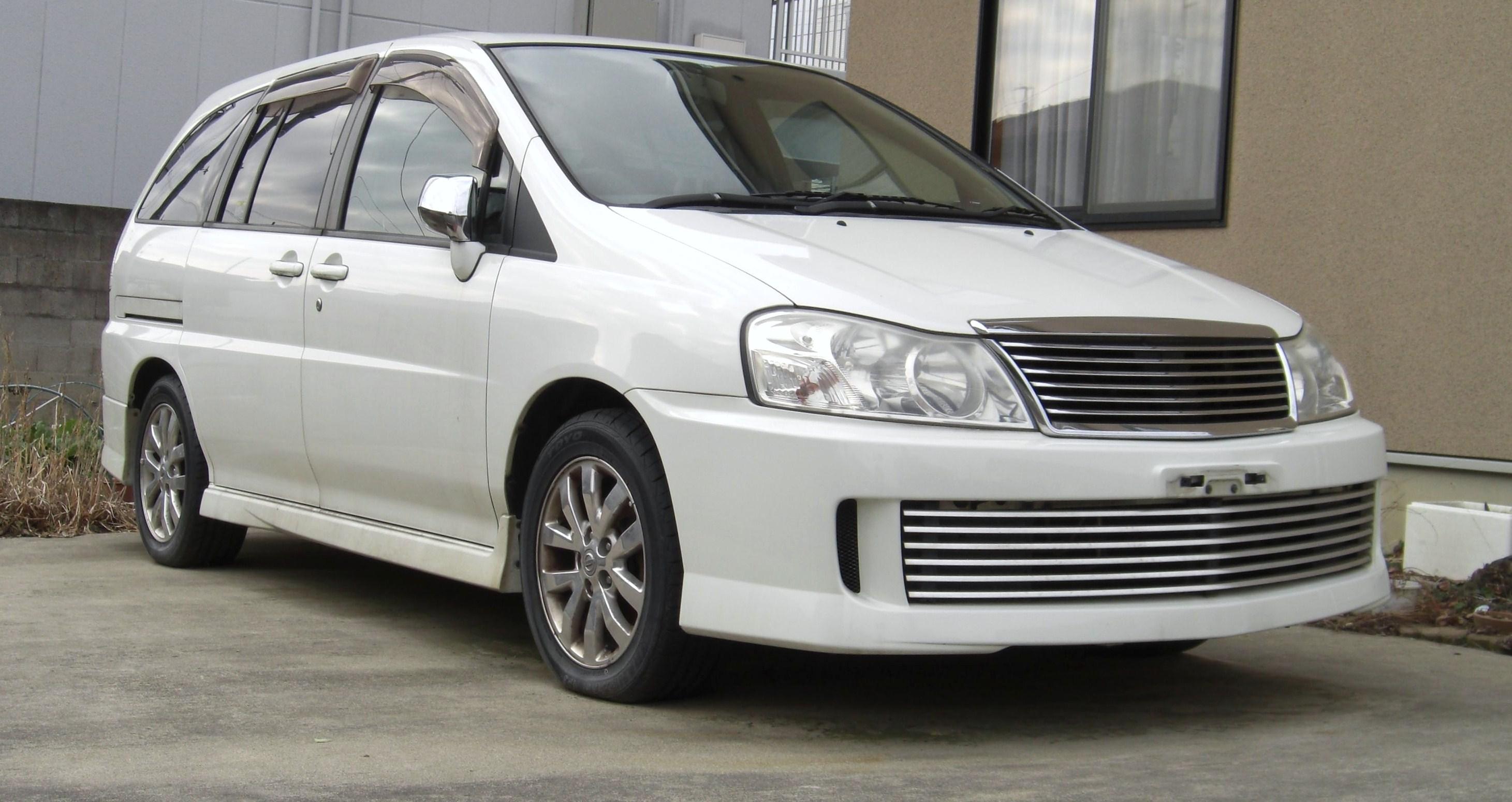 Nissan Liberty 1998 - 2004 Compact MPV #1