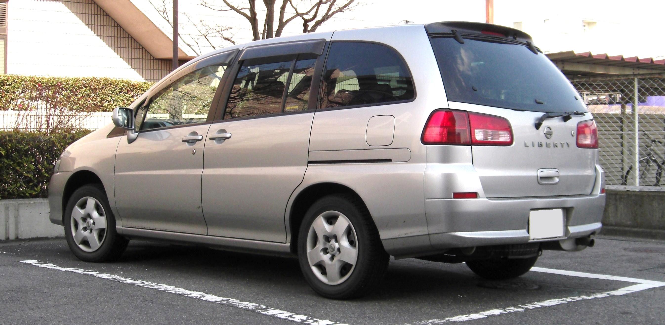 Nissan Liberty 1998 - 2004 Compact MPV #6