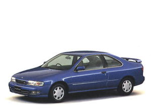 Nissan Lucino 1994 - 1999 Coupe #5