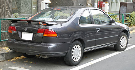 Nissan Lucino 1994 - 1999 Coupe #8