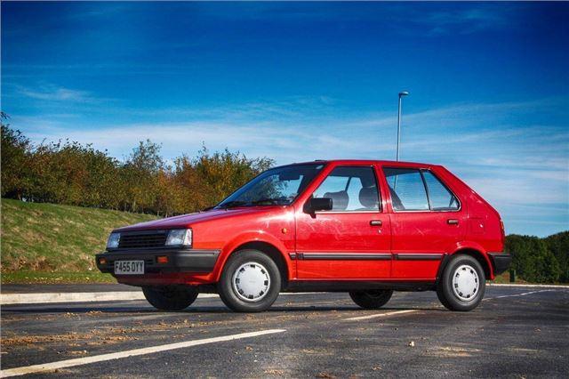 Nissan Micra I (K10) 1982 - 1992 Hatchback 3 door #3