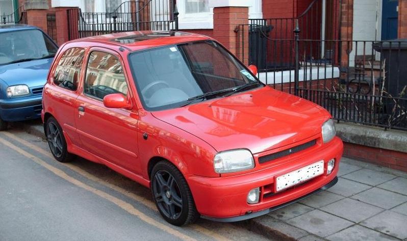 Nissan March II (K11) 1992 - 2002 Hatchback 5 door #4