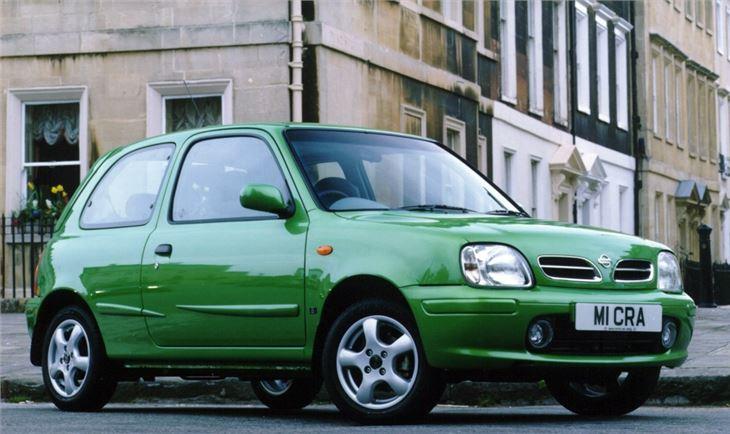 Nissan March II (K11) 1992 - 2002 Hatchback 5 door #5
