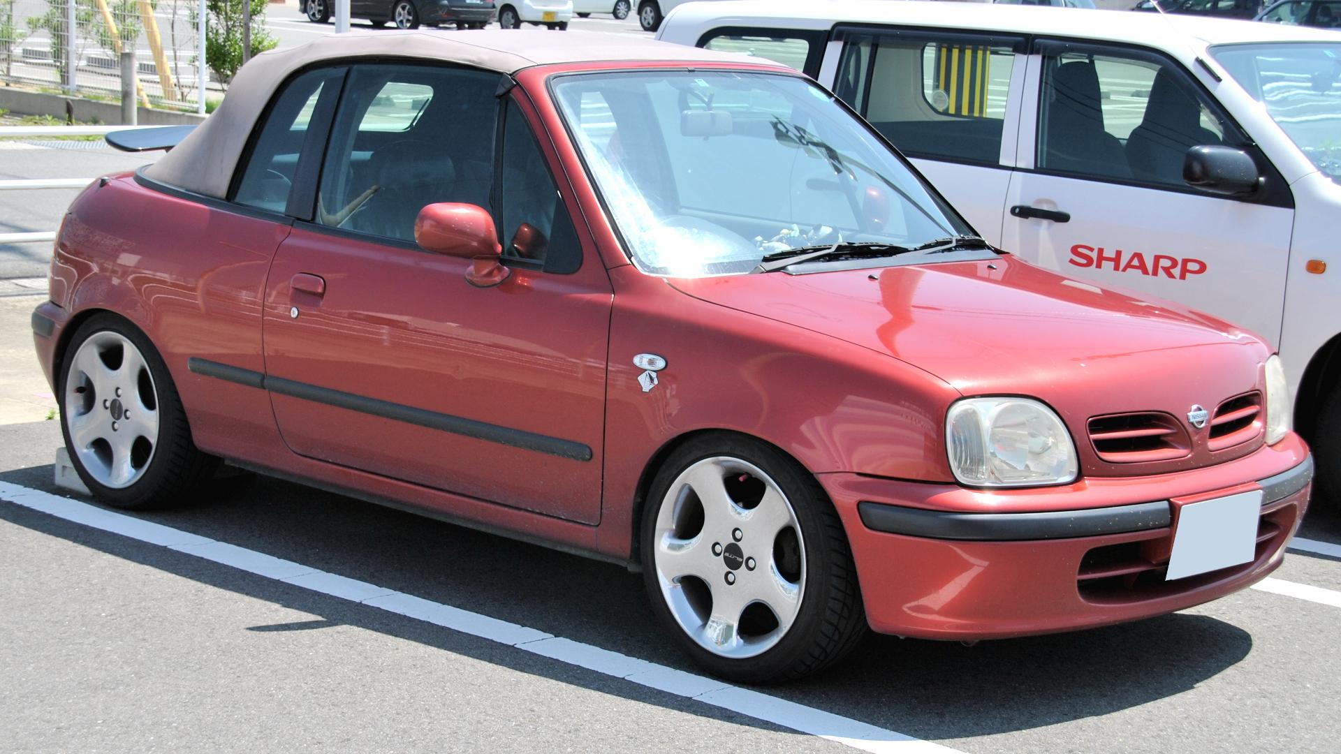 Nissan March II (K11) 1992 - 2002 Hatchback 5 door #3