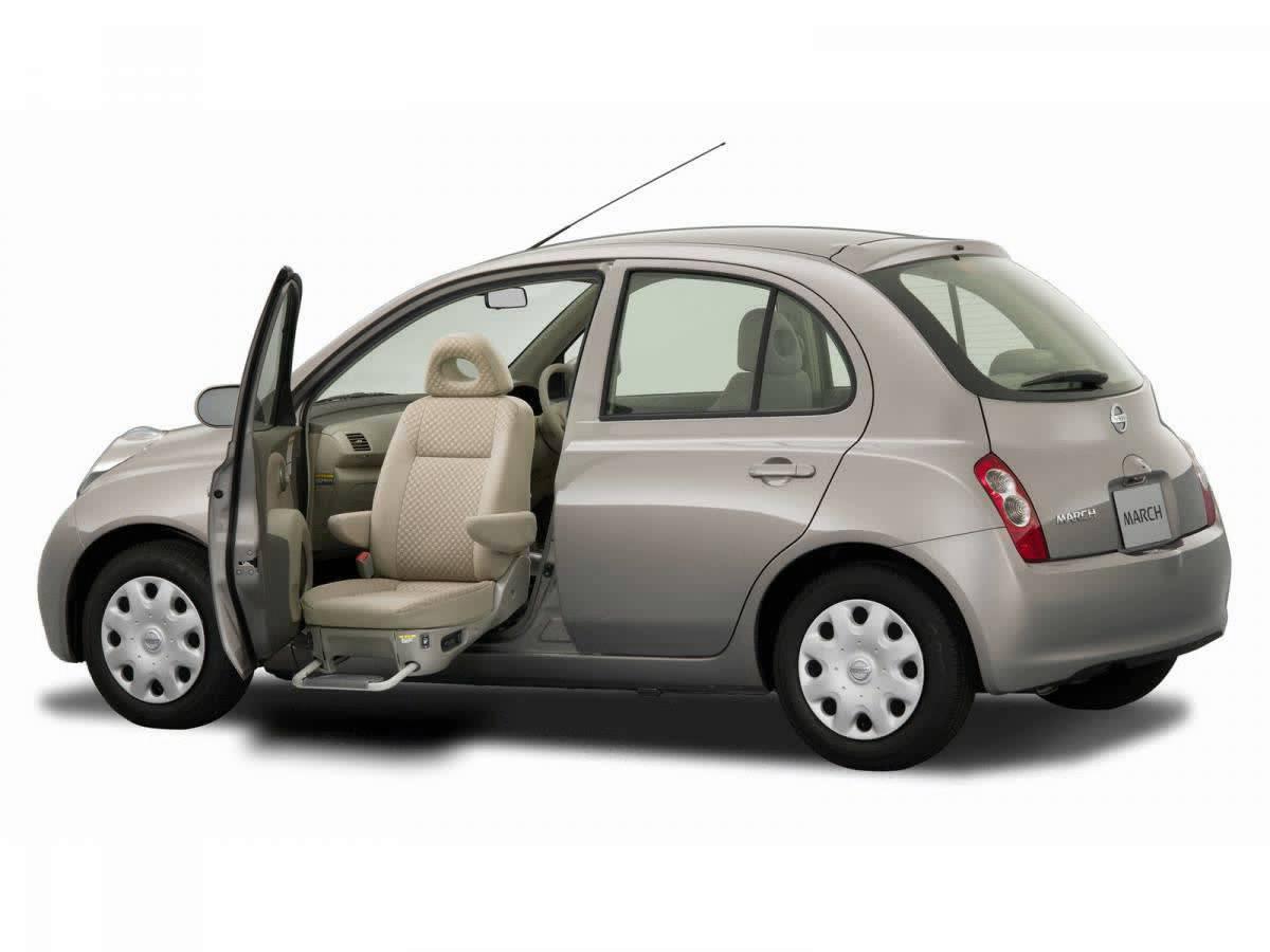 Nissan Micra III (K12) 2002 - 2010 Hatchback 3 door #1