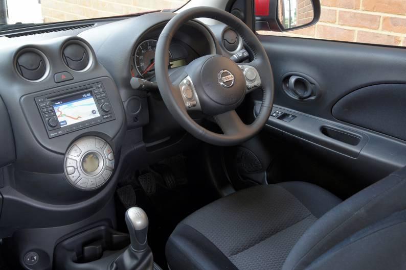 Nissan Pixo 2008 - 2013 Hatchback 5 door #7