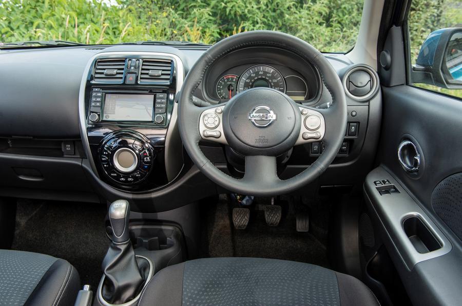 Nissan Pixo 2008 - 2013 Hatchback 5 door #8