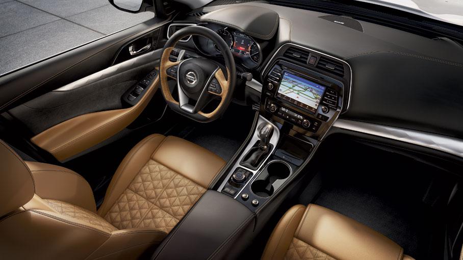Nissan Maxima VIII (A36) 2015 - now Sedan #8
