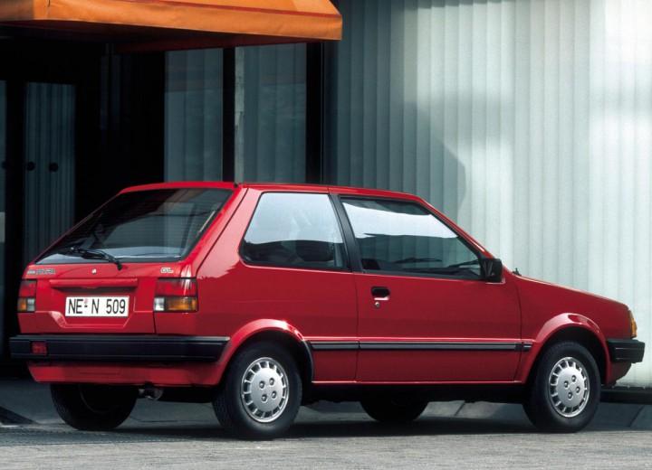 Nissan Micra I (K10) 1982 - 1992 Hatchback 3 door #1