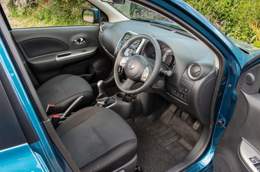 Nissan Pixo 2008 - 2013 Hatchback 5 door #6