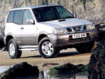 Nissan Mistral 1993 - 1999 SUV 3 door #5
