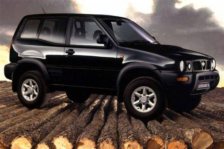 Nissan Mistral 1993 - 1999 SUV 3 door #3