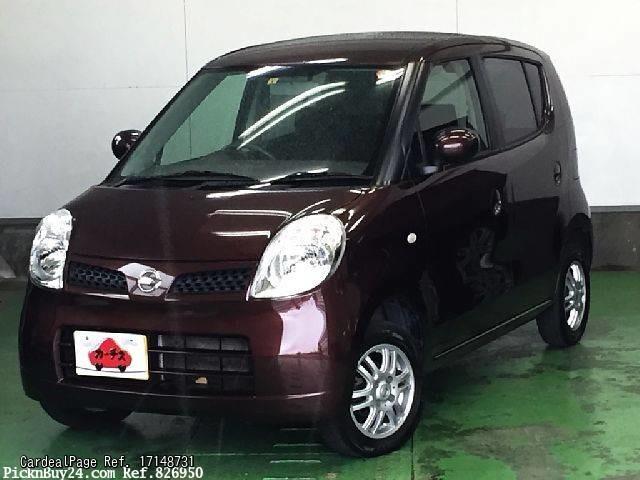 Nissan Moco II 2006 - 2011 Hatchback 5 door #6