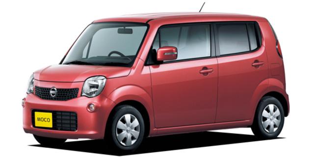 Nissan Moco II 2006 - 2011 Hatchback 5 door #2