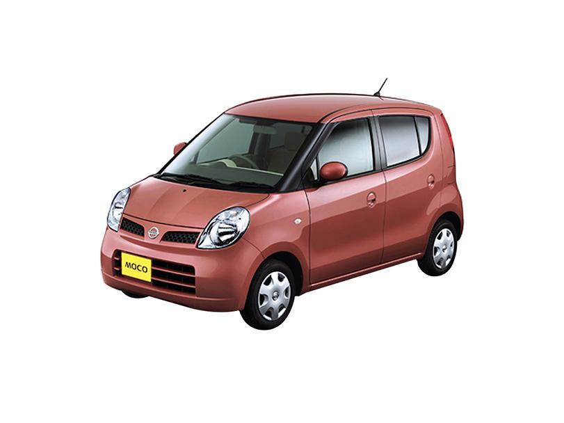 Nissan Moco II 2006 - 2011 Hatchback 5 door #7