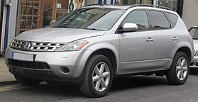Nissan Murano I (Z50) 2002 - 2008 SUV 5 door #1