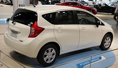 Nissan Note I Restyling 2009 - 2013 Hatchback 5 door #4