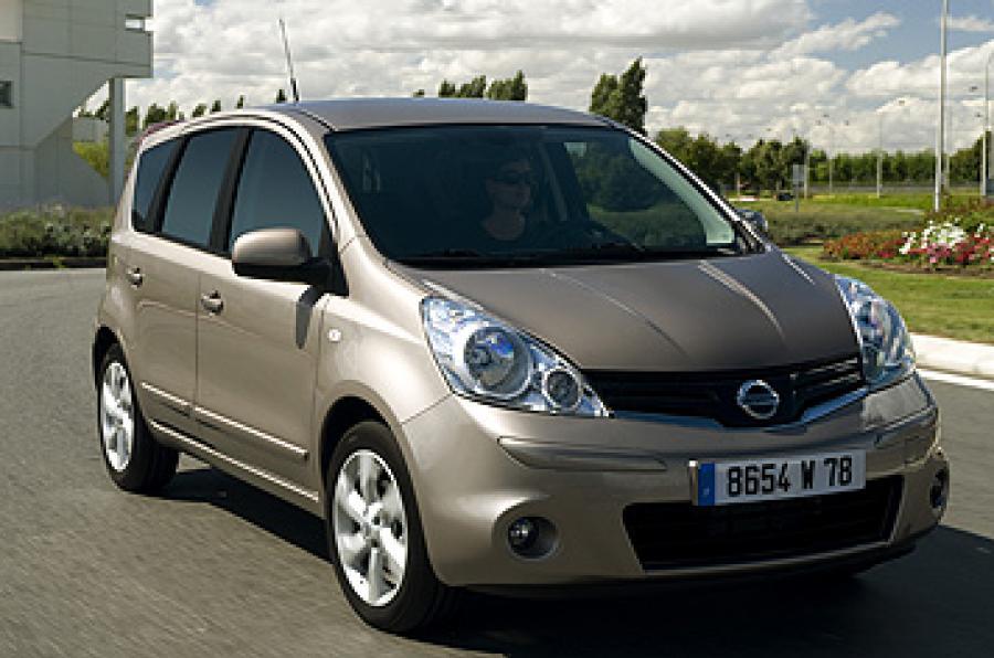 Nissan Note I Restyling 2009 - 2013 Hatchback 5 door #2