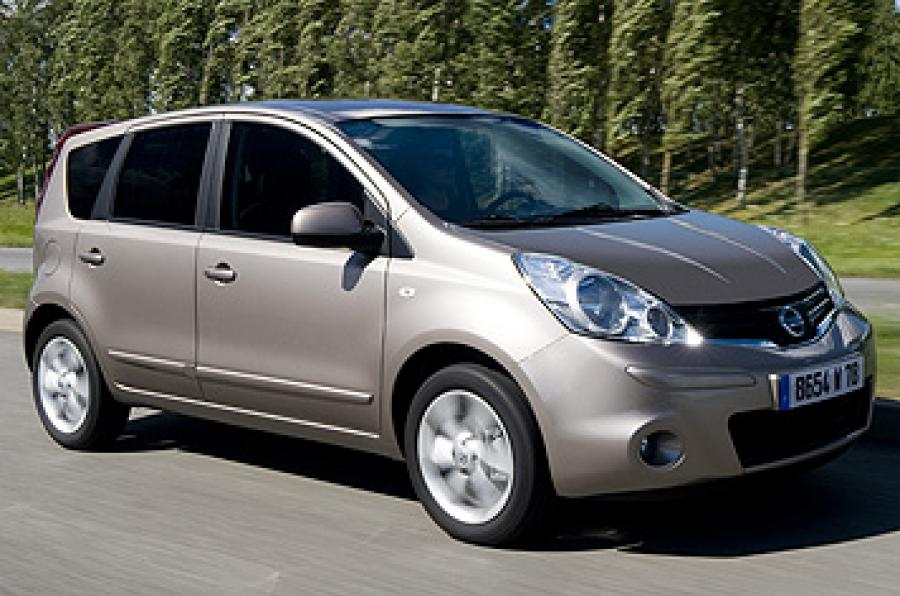 Nissan Note I Restyling 2009 - 2013 Hatchback 5 door #3