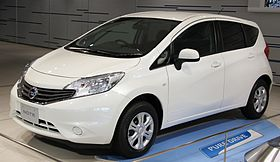 Nissan Note I Restyling 2009 - 2013 Hatchback 5 door #8