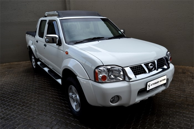 Nissan NP300 2008 - now Pickup #1