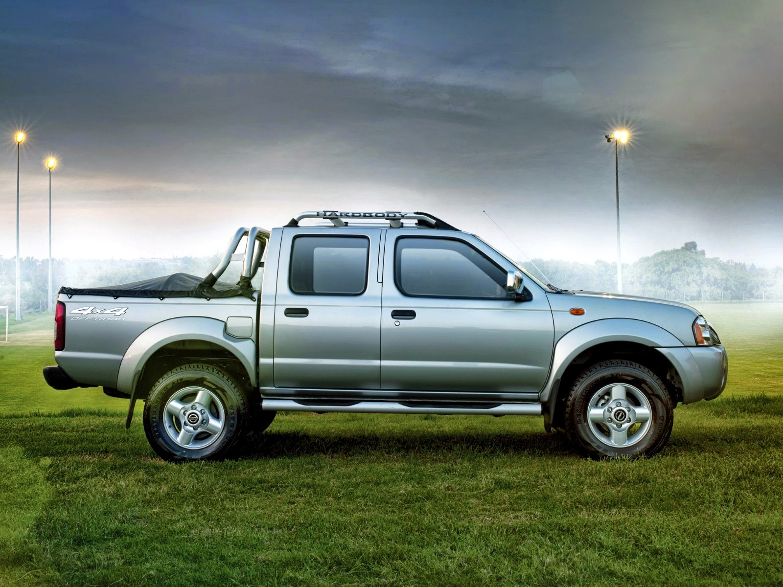 Nissan NP300 2008 - now Pickup #2