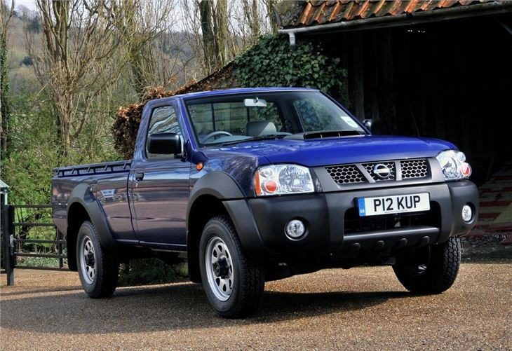 Nissan NP300 2008 - now Pickup #6