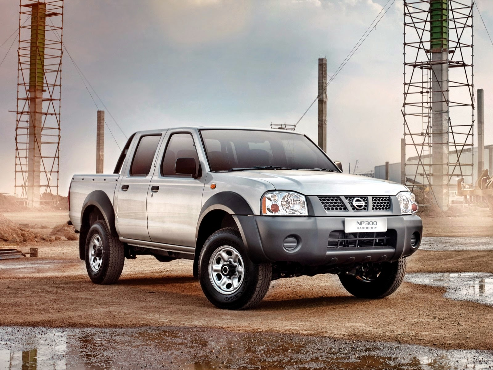 Nissan NP300 2008 - now Pickup #5