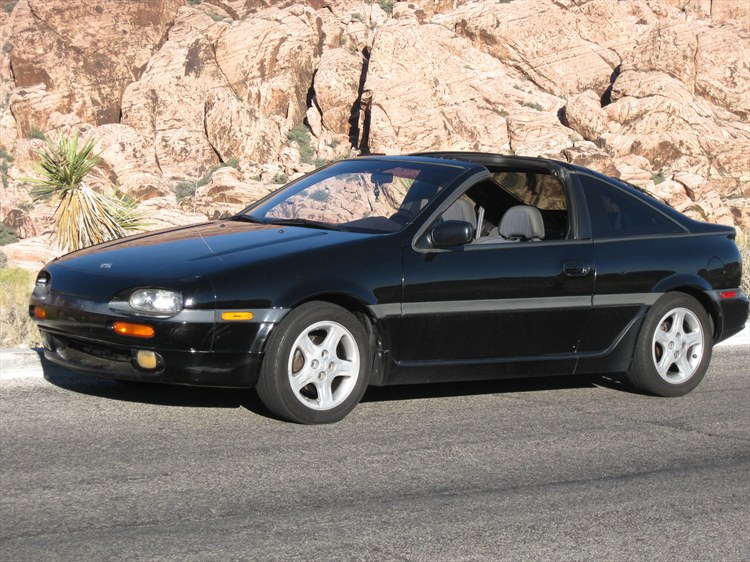 Nissan NX Coupe 1990 - 1994 Coupe #7