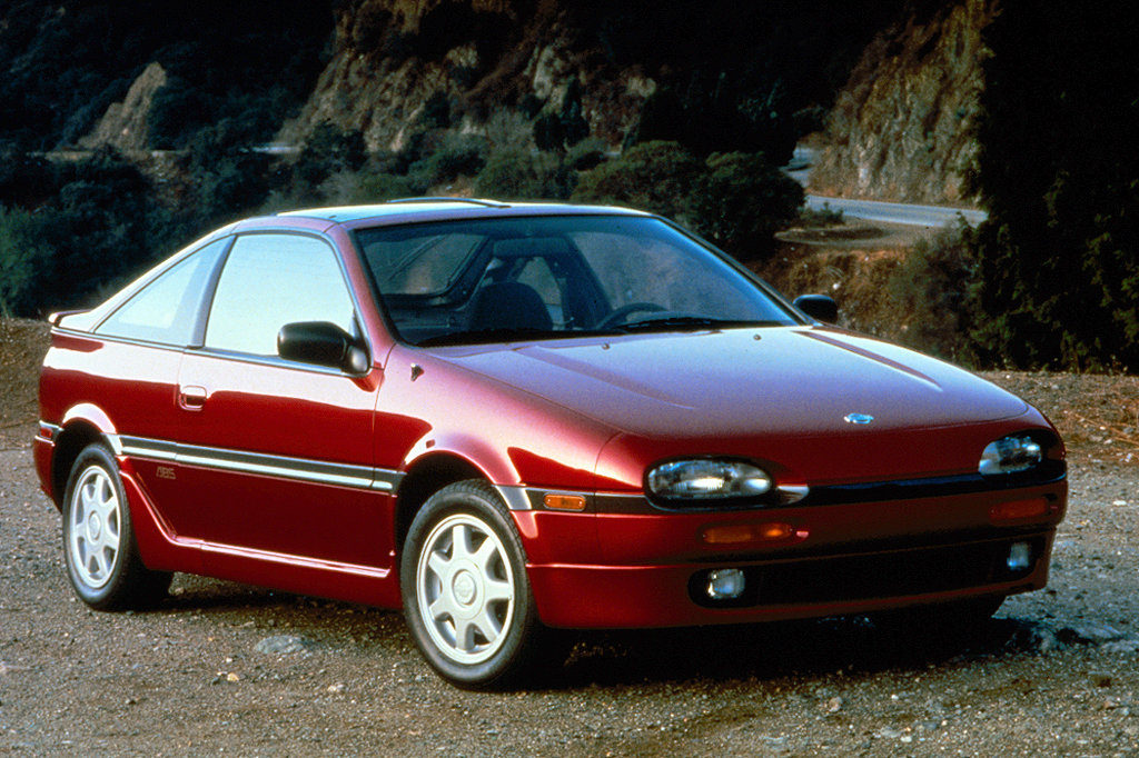 Nissan NX Coupe 1990 - 1994 Coupe #3