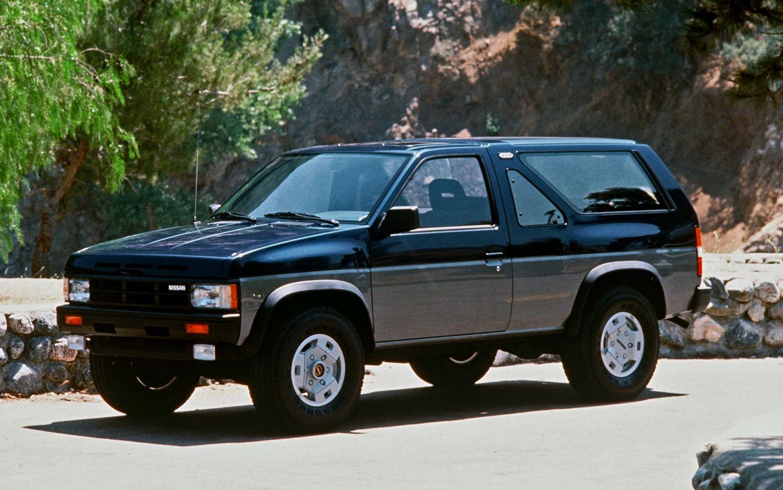Nissan Pathfinder I 1985 - 1995 SUV 3 door #5