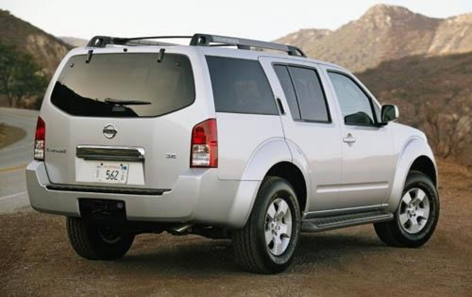 Nissan Pathfinder III 2004 - 2010 SUV 5 door #5