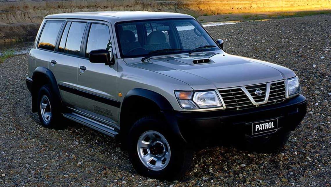 Nissan Patrol V (Y61) Restyling 2004 - now SUV 3 door #7
